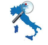 Udine - Friuli-Venezia Giulia -  Italie - Italia poster