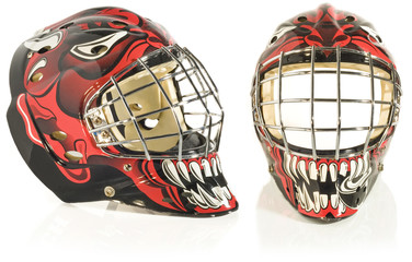 Ice Hockey Goalie Mask
