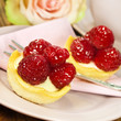 Himbeeren - Kuchen