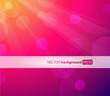 Abstract colorful background with sun and place for your text.