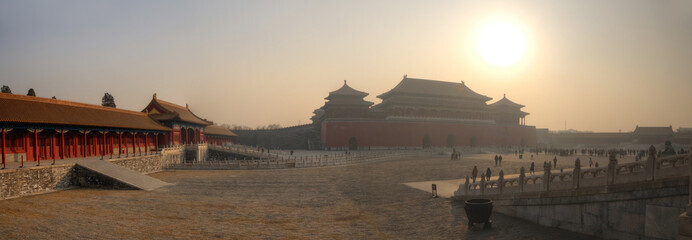 Forbidden City - Beijing / Peking - China