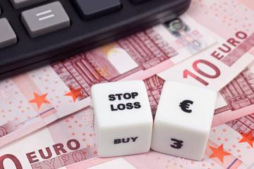 Stop loss Euro dollar