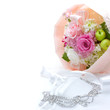 Accessory and bouquet