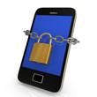 Locked Smartphone