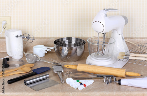 Baking Tools and Appliances
