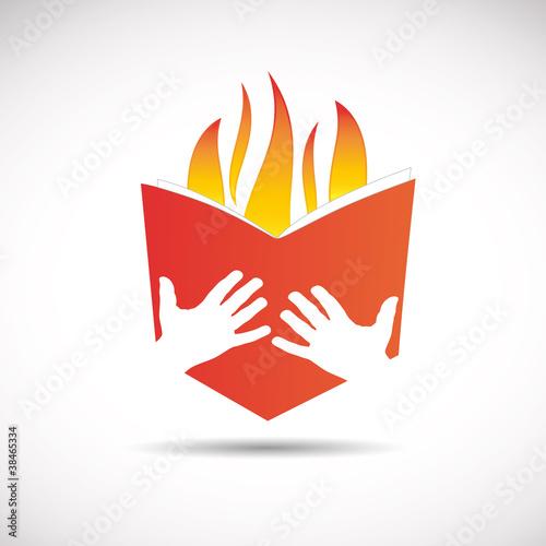Reds Logo Vector Logo Hot Literature Red Book