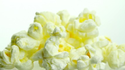 pop corn rotates