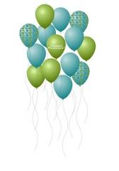 Bouquet of Birthday Balloons