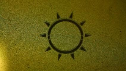 Digitale Sonne