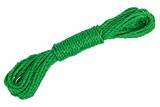 Hank long green clothesline poster