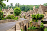 Fototapety Castle Combe