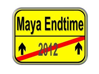 Maya Endtime 2012