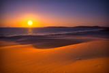 Fototapety Tramonto sulle dune