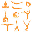 Yoga_asanas_ icons