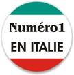 bouton numéro 1 en italie