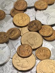 Gold & Silver Bullion Coins