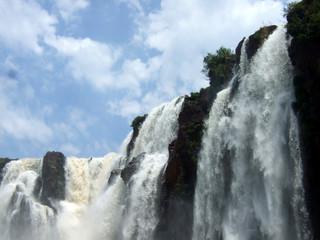 Iguacu Falls National Park, Cataratas del Iguazu .