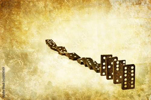 domino textured background