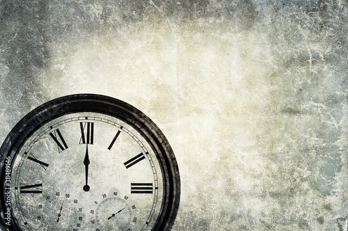 grunge time backdrop