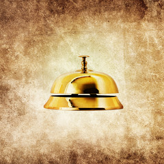 service bell print