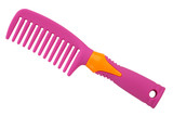 Children's plastic comb