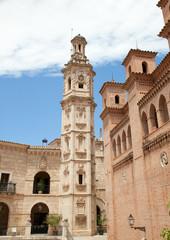 Pueblo Espanol Santa Maria Torre Santa Caterina
