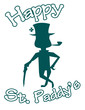 Happy St. Paddy's! Vector eps 8 / clip art / jpeg