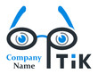 Optiker - Firmenzeichen