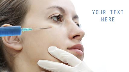 botox - cosmetic  injection