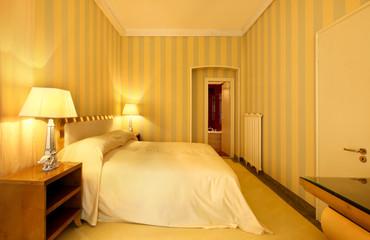interior luxury bedroom
