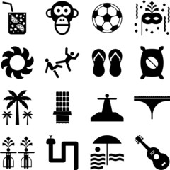 Brasil pictograms