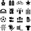 Netherlands pictograms