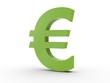 3d Icon Eurozeichen