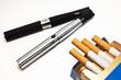 E-Zigarette und Tabak