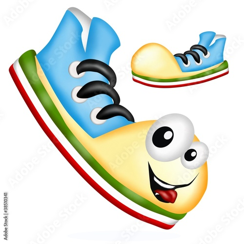 shoes tricolore bis