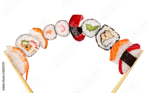 XXL sushi - 38513717