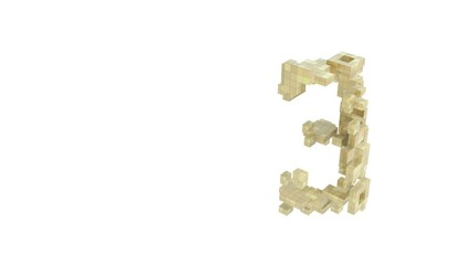 Block Build Counting