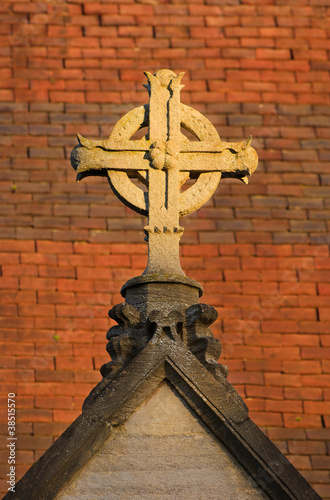 Anglican cross
