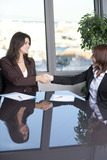 Agreement between real estate agent and buyer poster