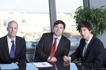 Anwälte in Anwaltskanzlei