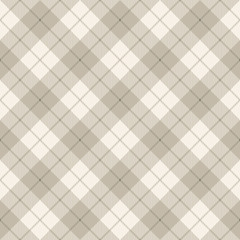 Abstract scottish diagonal plaid concept