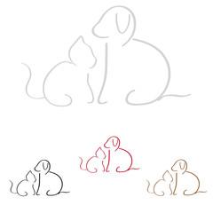Hund & Katze