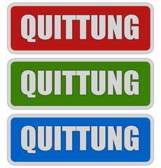 3 Sticker rgb oc UITTUNG