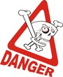 warning sign - danger