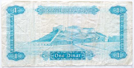 dinaro libico