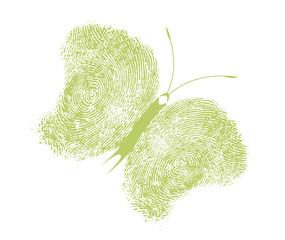 biometrischer fingerabdruck