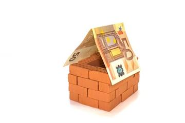 Geld als Dach