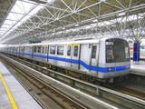 Fototapeta metro - kolejowe - Kolej