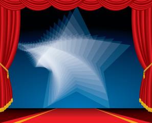 twirl star stage