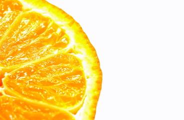 Mandarinen-Detail